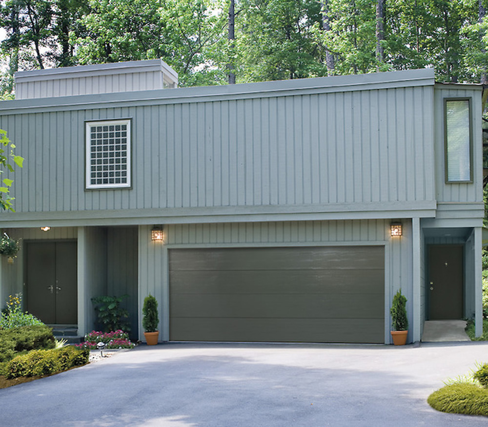 Garage door installation eden prairie plymouth mn aspen for Garage door styles